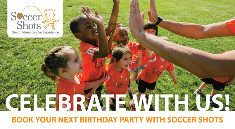 Soccer Shots Themed Birthday Parties
