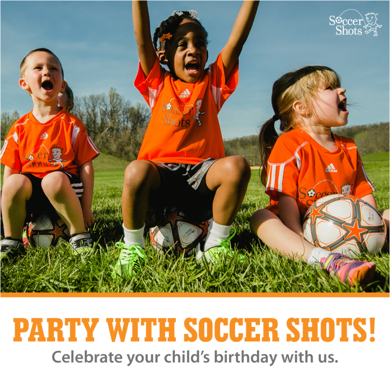 Soccer Shots Birthday Parties